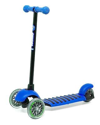 Самокат Glider de luxe mini Blue Y-Bike