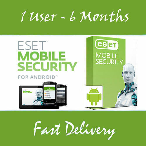 Eset Mobile Security 2018 for Android 2Year 3user License ...
