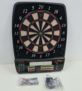 Physionics-Elektronische-Dartscheibe-28-Spiele-131-Varianten-12-Pfeile-TOP