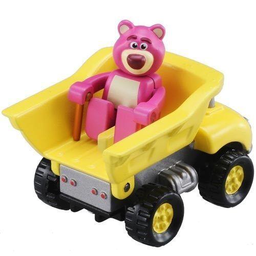 TAKARA TOMY TOMICA TOY STORY LOTS-O-HUGGIN BEAR /& DUMP TRUCK DIECAST CAR DS86265