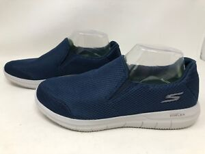 e5539e32f973 New! Men s Skechers Go Flex 2 Walking Shoe Navy 54015 10T