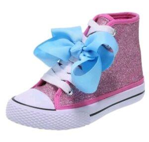 Jojo Siwa Legacee Hi-Top Bow Sneaker