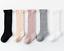 thumbnail 1 - Girl Kid baby Ruffle Stripe knees Calf High Cotton long Socks Tights 0-36months
