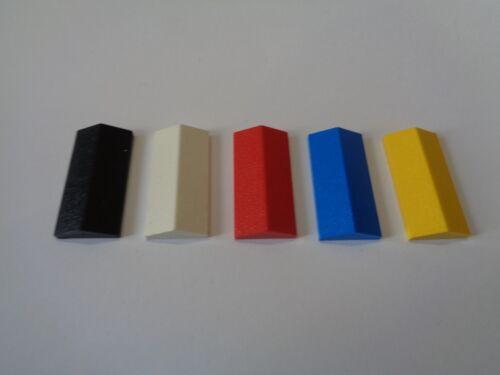 LEGO Brique Penchée Toit Curved Slope Brick 3299 choose color and quantity