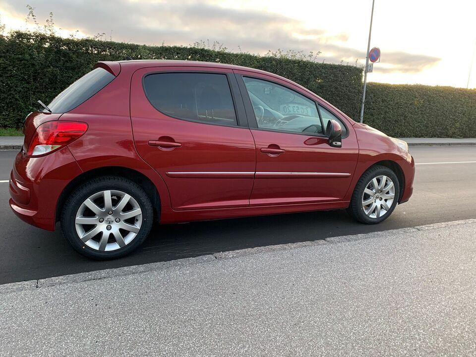 Peugeot 207, 1,6 HDi 92 Sportium, Diesel