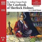 The Casebook of Sherlock Holmes by Sir Arthur Conan Doyle (CD-Audio, 2009)