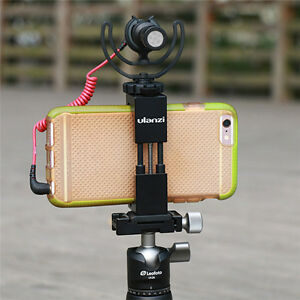 Mobile-Phone-Camera-Bracket-Holder-Tripod-Stand-Clip-Mount-For-Monopod-Stand