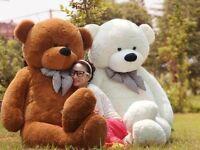 Giant Large 180cm 6ft TEDDY BEAR SALE Birthday Present Gift Genuine UK Seller