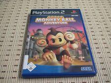Super Monkey Ball Adventure für Playstation 2 PS2 PS 2 *OVP*