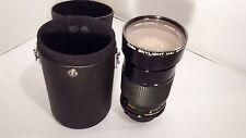 Vivitar Series 1 28-90 mm 1:2.8-3.5 Macro Focusing Lens Minolta MD mount