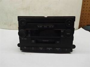 Audio-Equipment-Radio-Am-fm-cassette-cd-Fits-05-06-FORD-F250SD-PICKUP-226151