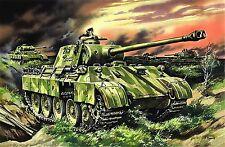 35361 ICM 1/35 WWII Pz.Kpfw. V Panther Ausführung D, im Kleinen Groß