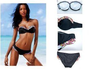 New-Sex-Women-Ladies-Padded-Push-Up-Swimwear-Swimsuit-Bikini-Set-Size-V11-XS