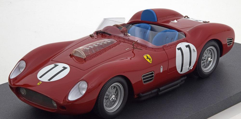 CMF Ferrari 250 TR  11 Scuderia Ferrari 1:18 Scale LE 100pcs Rare Find