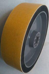 140G-8-034-x-2-034-Diamond-034-XTRA-034-Wide-Soft-Wheel-Polishing-Lapidary-Glass-Grinding