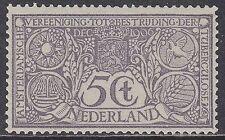 NVPH 86: 5 ct Tuberculose-zegel 1906 postfris
