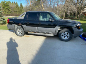 Chevy Avalanche- NOT RUNNING