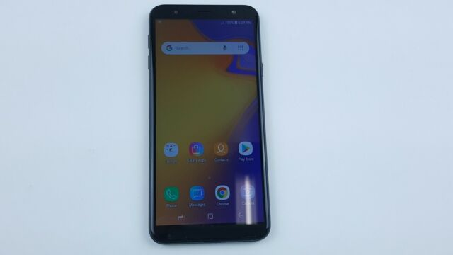 Samsung Galaxy J4 Core (SM-J410G/DS) 16GB - Black (Unlocked) Smartphone J8307