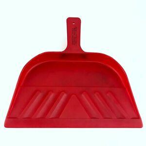 Vintage Texaco Red Plastic Dust Pan Morocco Indiana