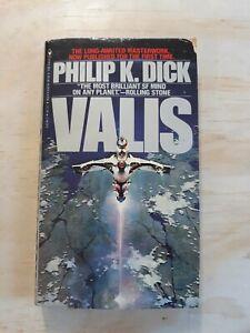 Valis-Philip-K-Dick-Rare-book-first-edition-1981-Bantam-Science-Fiction