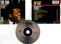 "OSCAR PETERSON ""The Trio"" Live From Chicago (CD) Ray Brown,Ed Thigpen 1961-1986"