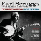 The Ultimate Collection: Live at the Ryman by Earl Scruggs (CD, Nov-2008, Rounder Select)