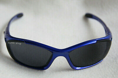 +++ Swiss Eye + Sonnenbrille + Kinder + Blau + Leicht + Extra Gläser + Top Rheuma Und ErkäLtung Lindern