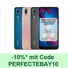 "Huawei P20 DualSim 128GB LTE Android Smartphone 5,8"" Display 20Megapixel"
