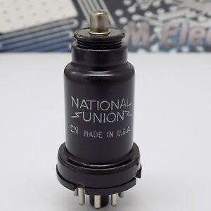 6J7-NATIONAL-UNION-TUBE-U-S-A