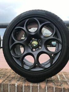 """Cerchi in lega Alfa Romeo Giulia da 17"""" ORIGINALI NUOVI OFFERTA!"""