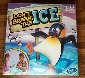 New Don'T Break The Ice Game