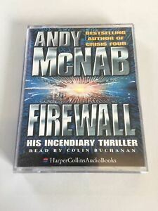 Andy-McNab-Firewall-Read-By-Colin-Buchanan-Music-Cassette
