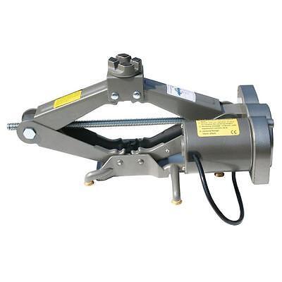 2000 lb.12-Volt Automatic Electric Car Jack, Tire Change Repair