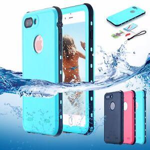 Waterproof-6-6ft-Underwater-Shockproof-360-Full-Cover-Case-For-iPhone-8-7-Plus
