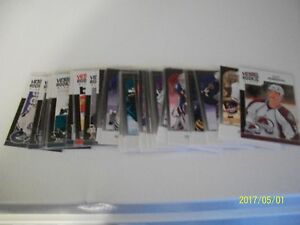 LOT-OF-40-UD-VICTORY-BLACK-09-10-15-ROOKIES-AND-25-OTHERS-WITH-TAVARES-DUCHEN