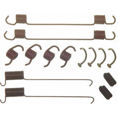 Rear Wagner H7204 Drum Brake Hardware Kit