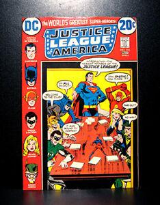 COMICS-DC-Justice-League-of-America-105-1973-Elongated-Man-joins-JLA-RARE