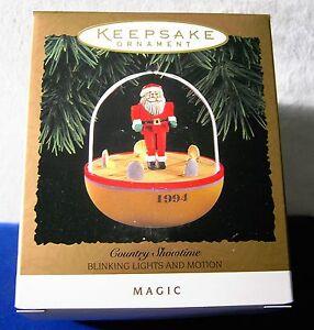 Hallmark Keepsake Christmas Ornament 1994 Country Showtime ...