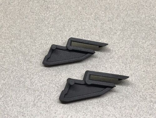 Two Hinges Pats Audio TD-165 Dustcover Hinges for Thorens Turntables