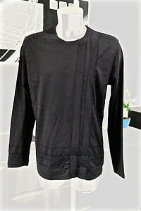 dc52cb0446d KENZO HOMME joli pull sweat coton noir Taille XL COMME NEUF