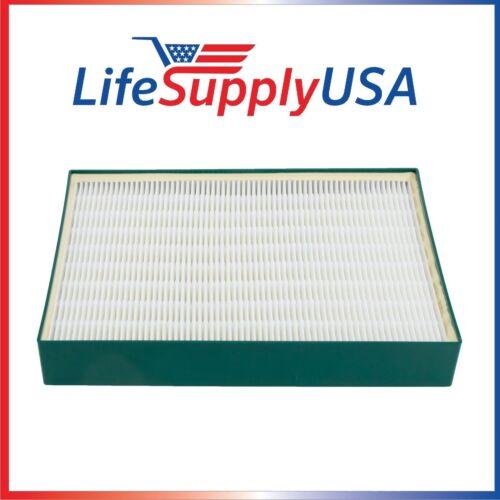 HEPA Filter for Hunter 30936 Quiet Flo Air Purifier fits 30090 30105 30117 30130