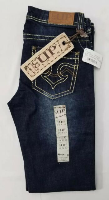 671c2687 Cowgirl up Denim Jeans. Women's Size 29 X 32 for sale online | eBay