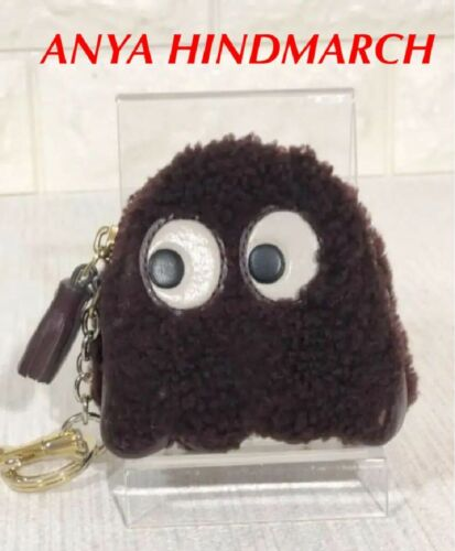 ANYA HINDMARCH Pac Man Ghost coin Purse