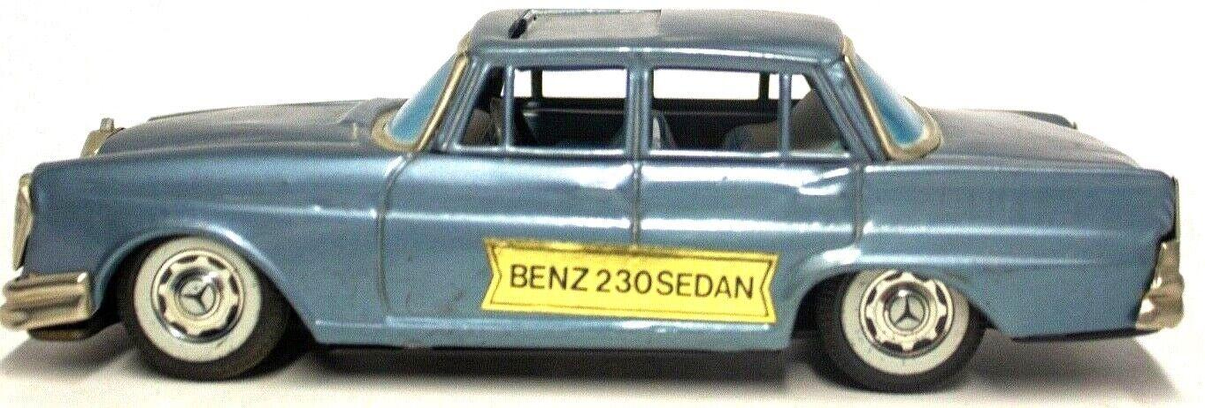 Jahr Japanisch Dose Reibung 597mS Mercedes Benz 230 Sedan W   Eröffnung Dach