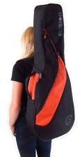 Fusion F4 Classical Guitar Orange - Gig Bag Case Backpack