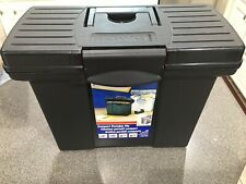 Rodgers Spacemaker Compact Portable File Box