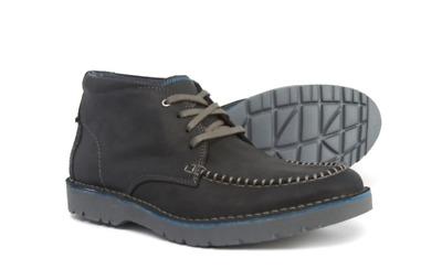 Clarks Mens Vargo Apron Ankle Boot