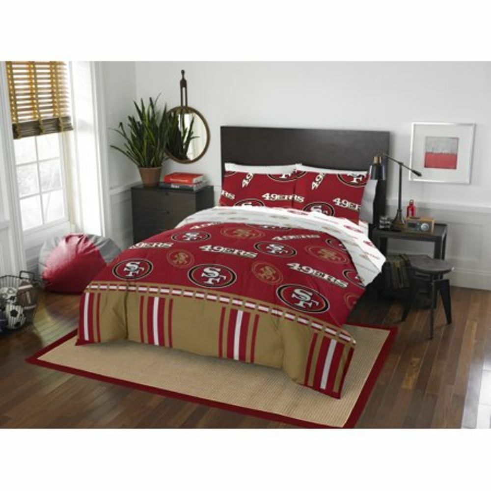 NFL  San Francisco 49ers Frank Gore Bedding Comforter SET TWIN