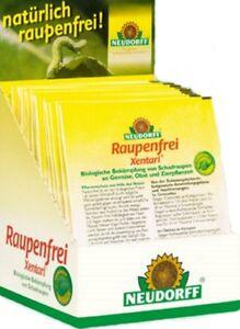 Neudorff Raupenfrei Raupenfrei XenTari 10er Sparpaket 10 x 3 g