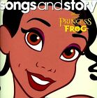 Songs and Story: The Princess and the Frog by Various Artists (CD, Oct-2011, Walt Disney)